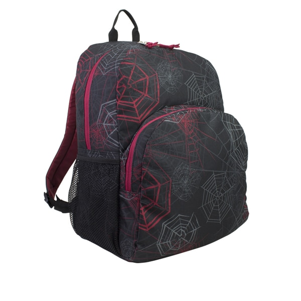 Fuel Dome Black Backpack