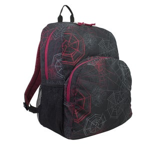 Fuel Dome Black Backpack