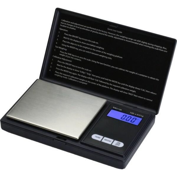 Smart Weigh SWS100 Elite Series Digital Pocket Scale