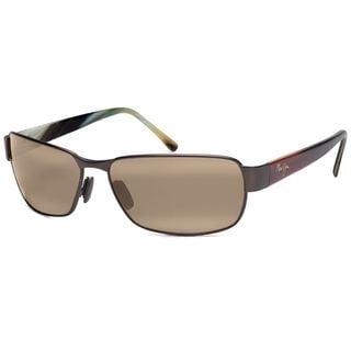 Maui Jim Men's Black Coral Sunglasses