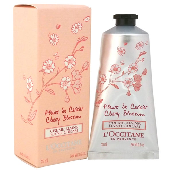 L'Occitane Cherry Blossom 2.6-ounce Hand Cream