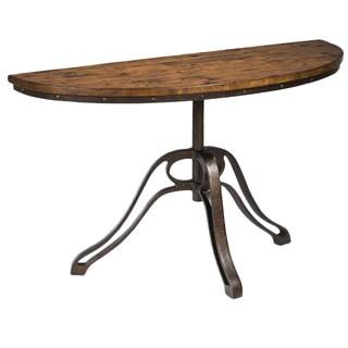 Magnussen Cranfill Demilune Sofa Table