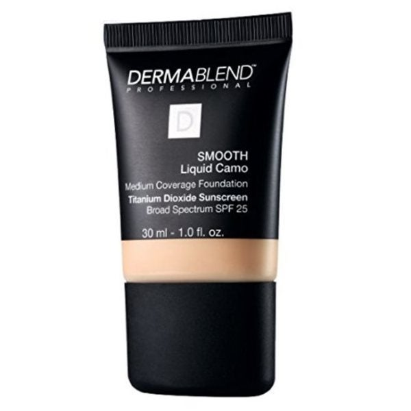 Dermablend Smooth Liquid 1-ounce Chestnut Camo Foundation