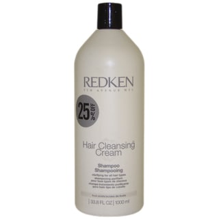 Redken Hair Cleansing Cream 33.8-ounce Shampoo