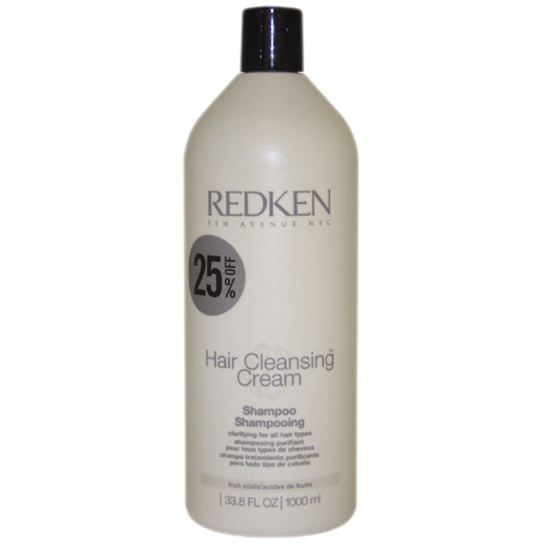 Redken Hair Cleansing Cream 33.8-ounce Shampoo