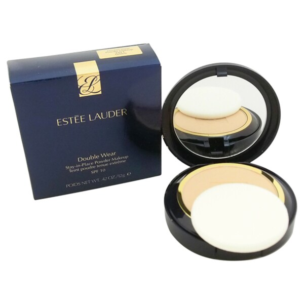 Estee Lauder Double Wear Stay-In-Place #26 Dawn Powder Makeup SPF 10