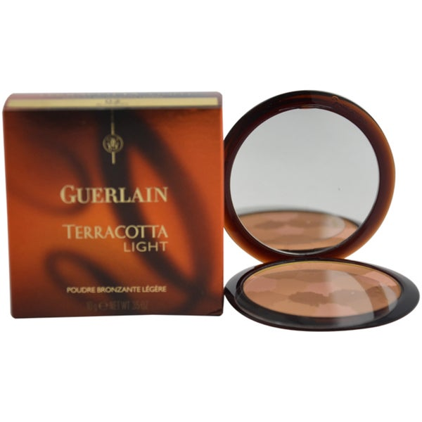 Guerlain Terracotta Light Sheer 02 Blondes Bronzing Powder