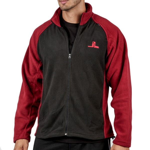 Just Live Mens Active Fleece