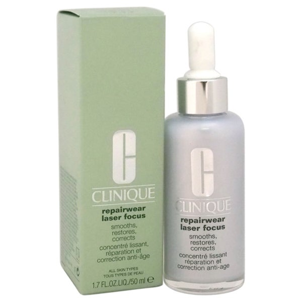 Clinique Repairwear Laser Focus 1.7-ounce Treatment