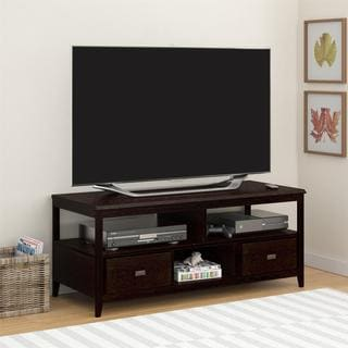 Altra Cinnamon Cherry 55-inch Entertainment Console