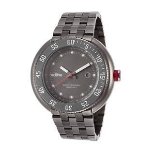 Red Line Men's RL-50039-GM-104 Driver Grey Watch