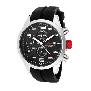 Red Line Men's RL-50042-01 Stealth Black Watch
