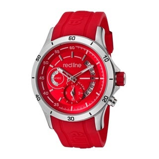 Red Line Men's RL-50021-05-RD Tech Red Watch