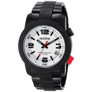 Red Line Men's RL-50043-BB-22S Octane White Watch