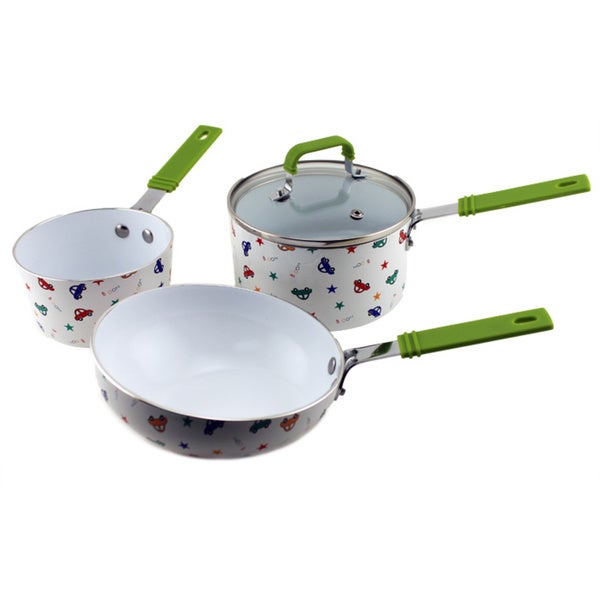Boys Children Line Cookware Set