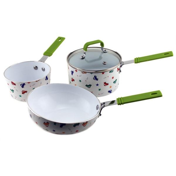Boys Children Line Cookware Set