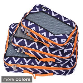 Jenni Chan Aria Madison 3-piece Packing Cube Set