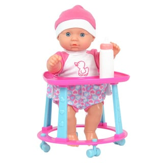The New York Doll Collection 8-inch Baby Doll Playset