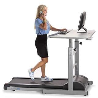 LifeSpan Fitness TR800-DT5 Treadmill Desk