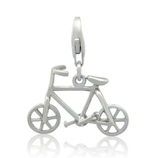 Gioelli Sterling Silver Bicycle Charm