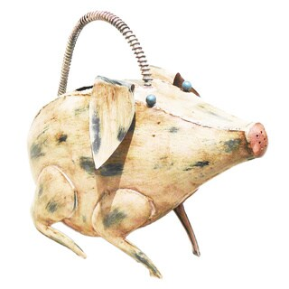 Iron Pig Watering Can (Indonesia)