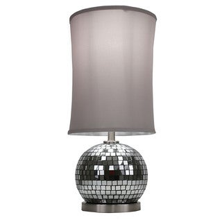 Mirrored Glass Mosaic Ball Lamp