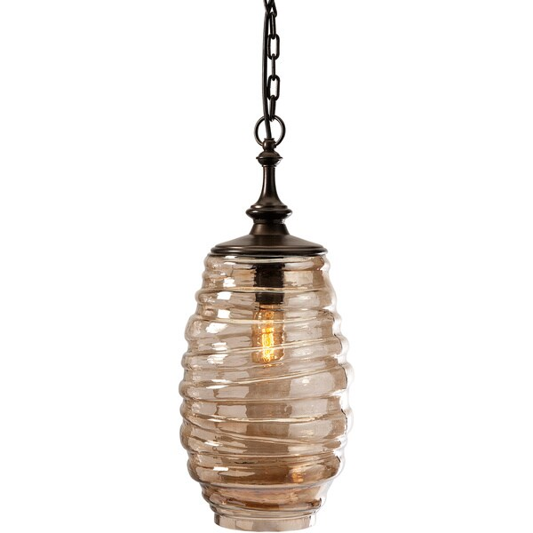 Riva Glass Pendant Light