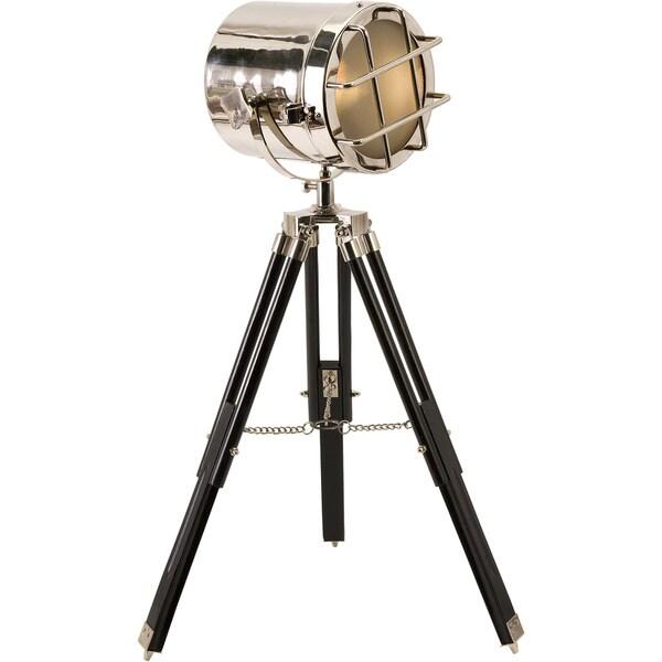Kaden spot table lamp 16845122 shopping great deals on imax table lamps - Tripod spotlight table lamp ...