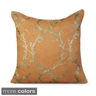 Coastal Feather/ Down 20-inch Throw Pillow