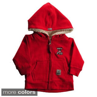 Case IH Toddler Sherpa-lined Hoodie