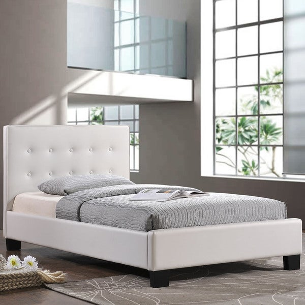 Caitlin Twin Fabric Bed Frame