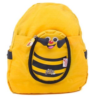 Cuties and Pals Cazbi Bee Kids Foldable Backpack