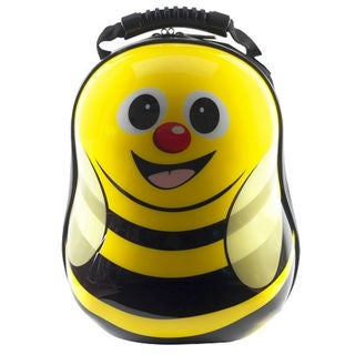 Cuties and Pals Cazbi Bee Kids Hardside Backpack