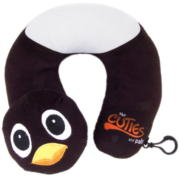 Cuties and Pals Peko Penguin Kids Neck Pillow