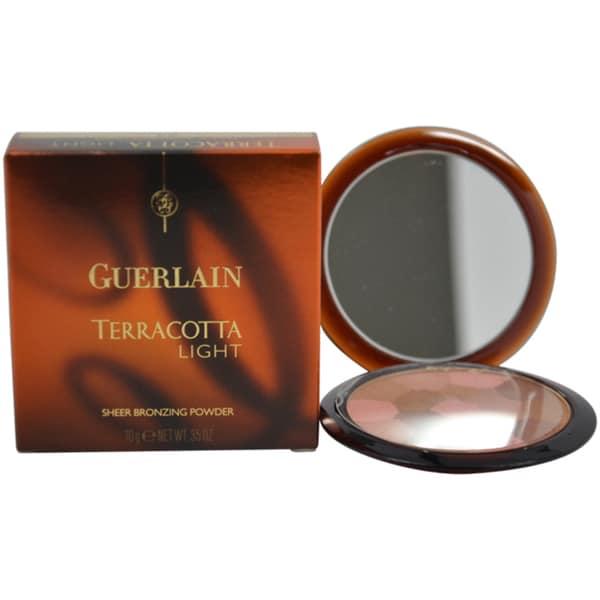 Guerlain Terracotta Light Sheer 04 Sun Blondes Bronzing Powder