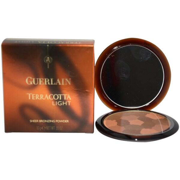 Guerlain Terracotta Light Sheer 05 Sun Brunettes Bronzing Powder
