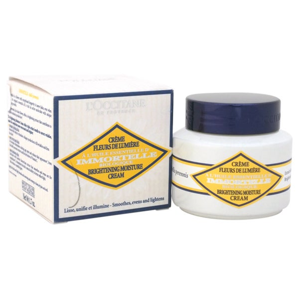 L'Occitane Immortelle Brightening 1.7-ounce Moisture Cream