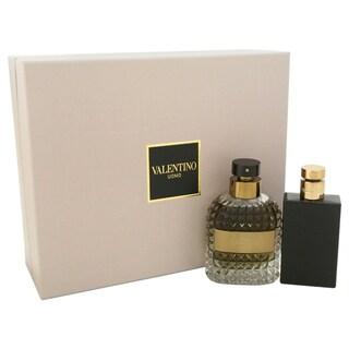 Valentino Uomo Men's 2-piece Gift Set