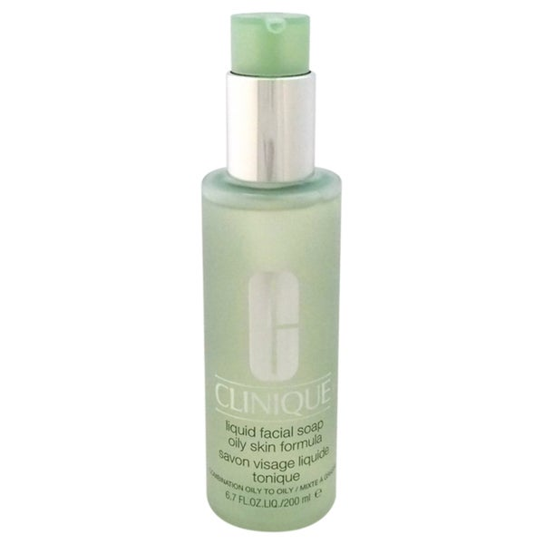 Clinique Oily Skin 6.7-ounce Liquid Facial Soap