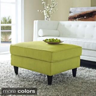 Modway Fabric Boost Ottoman