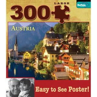 Austria Large 300-piece Puzzle