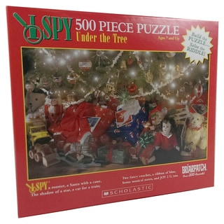 I Spy A Very Sweet Holiday 500-piece Puzzle