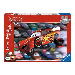 Disney Cars Everywhere 100-piece Puzzle