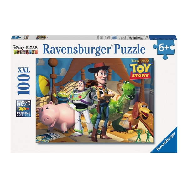 Disney Toy Story 100-piece Puzzle