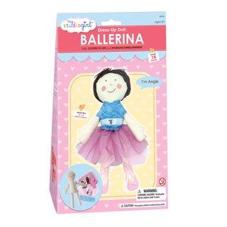 My Studio Girl Dress-Up Ballerina Doll