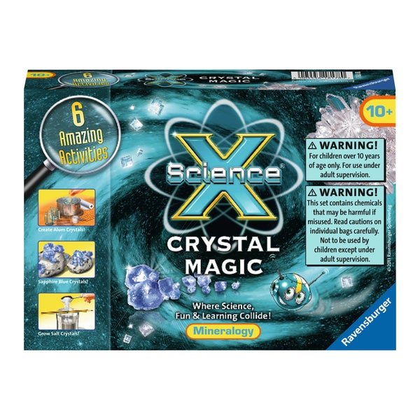 Science X Mini Crystal Magic Kit