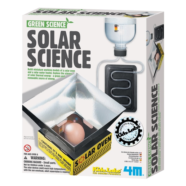 Green Science Solar Science Kit