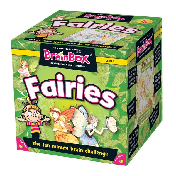 BrainBox Fairies Game