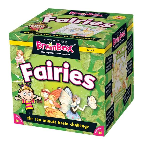 BrainBox Fairies Game