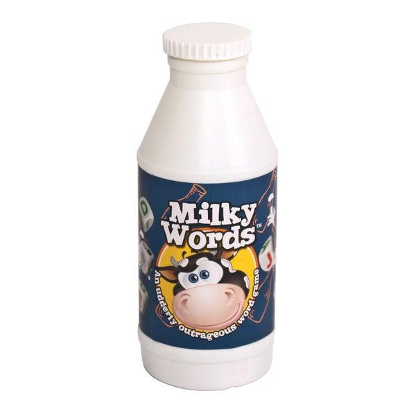 Milky Words Game